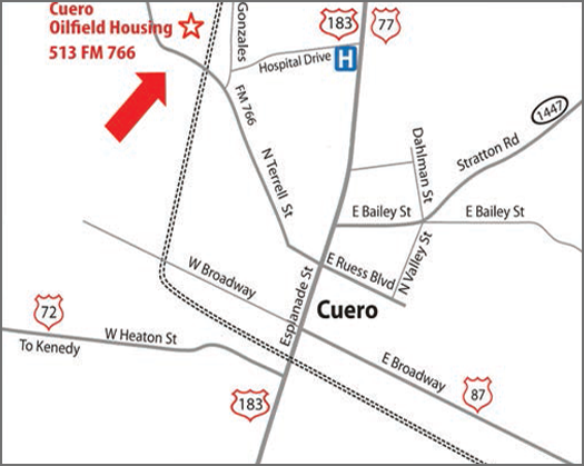 Location of Hotel